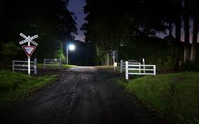 Night Time Rural Driving